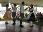 Dancing at Oktoberfest in Sierra Vista