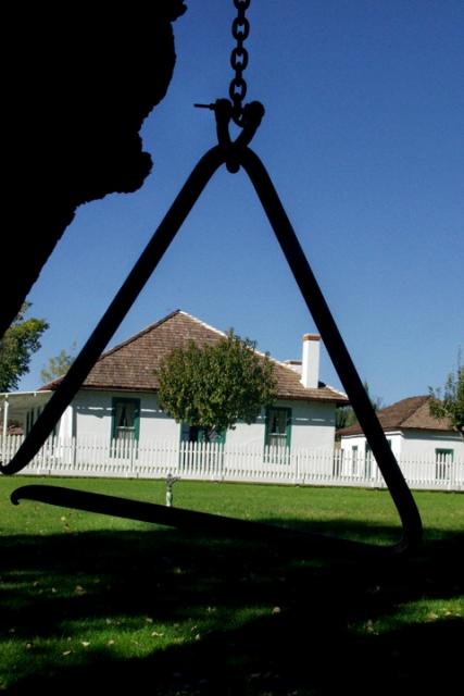 John Slaughter Ranch. Photo courtesy of Cathy Murphy