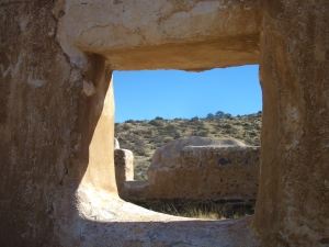 Fort Bowie National Historic Site. Copyright Luanne Mattson