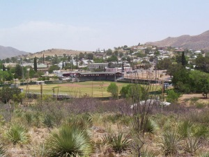 Warren Ballpark 2008