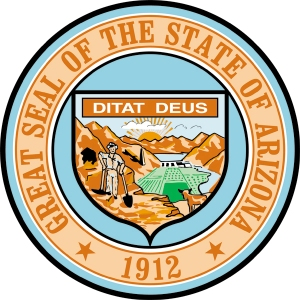 Arizona's state seal