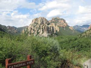 Chiricahua Mountains, Cathedral Vista, near Portal (c) Luanne Mattson